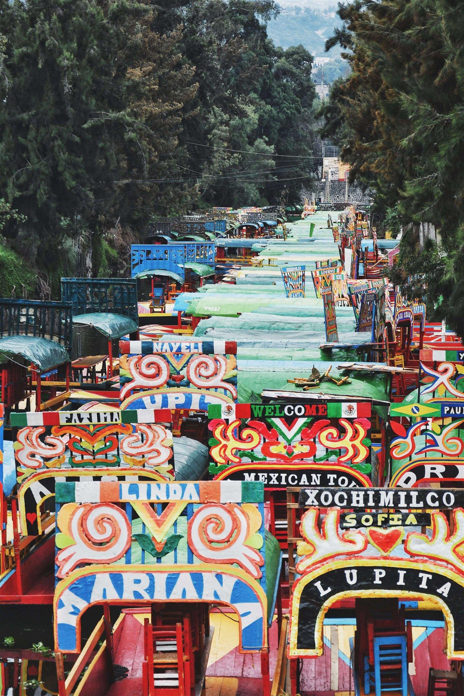 Mexico City: Fashion, Art & Culture